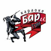 Логотип Караоке БариТон