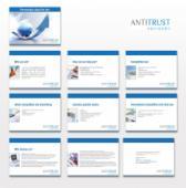 Разработка презентации для Antitrust