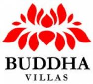 Дизайн логотипа Buddha Villas